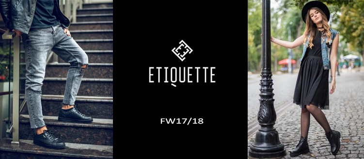 Etiquette: Collection Fall-Winter 2017/18
